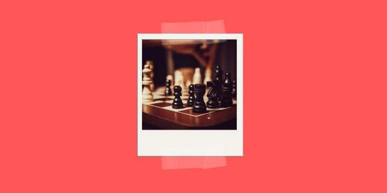 Thoughtful Budget Practical DIY Chess Gift Idea