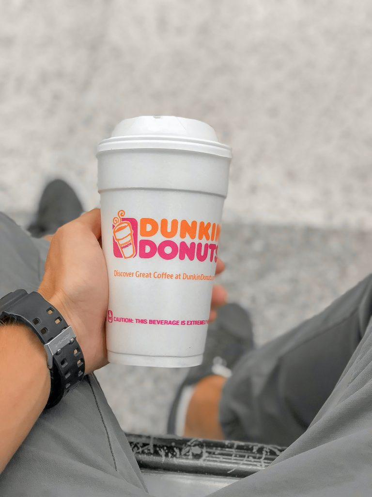 Thoughtful Gift For Teachers Dunkin Donuts